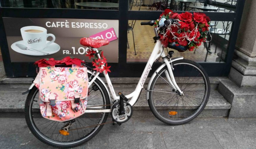 Kaffee und Frühlingsputz